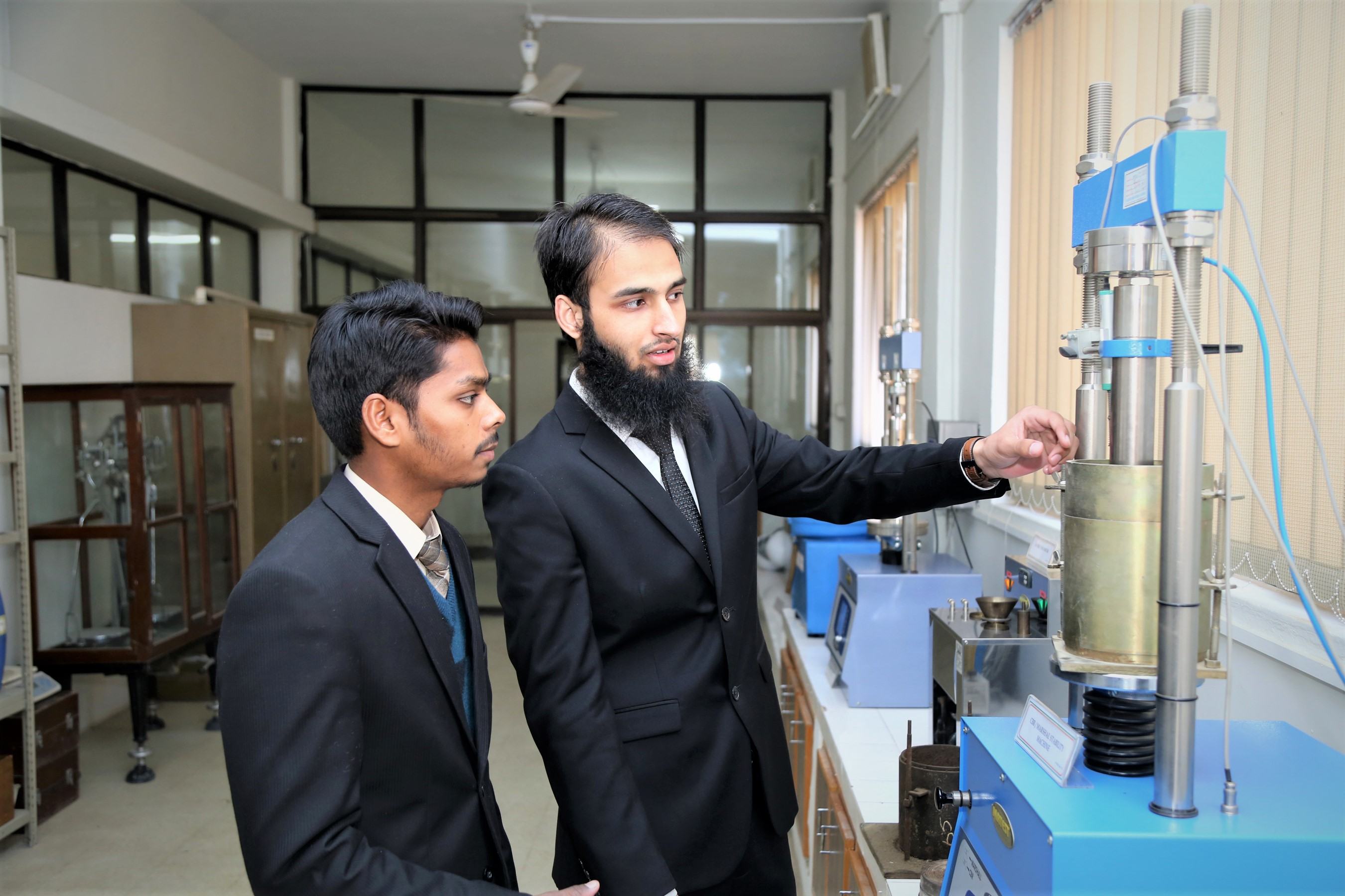 Ansar Iqbal – Engineer in the Making